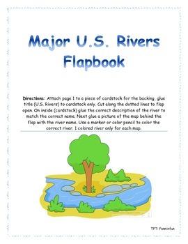 Major U.S. Rivers