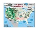 Major US Landforms