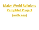 Major World Religions Pamphlet