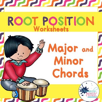 Major and Minor {Root Position}