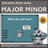 Major Minor ~ Music Opposite Interactive Music Game {raccoon}