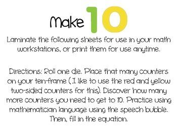 Make 10