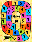 Make 10 ~ Addition Combinations for 10