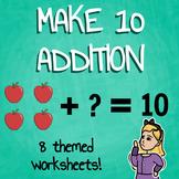 Make 10 Addition Mini Packet