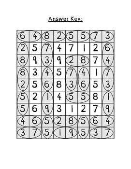 Make 10- Addition Puzzle FREEBIE