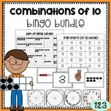 Combinations of 10 BINGO Games