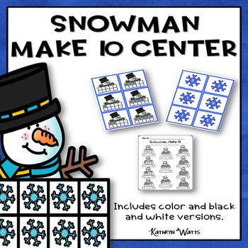 Make 10 Center
