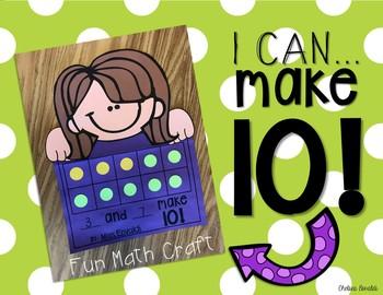 Make 10 Craftivity