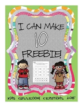 Make 10 Freebie!