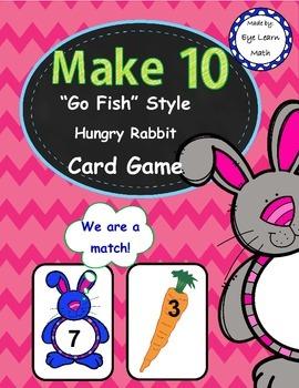 Make 10 Addition Game