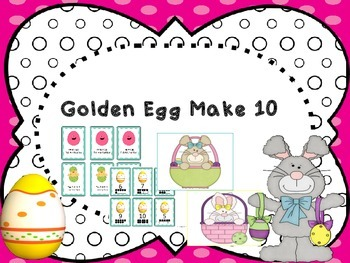Make 10 -Golden Egg