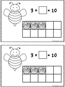Make 10 Little Bee