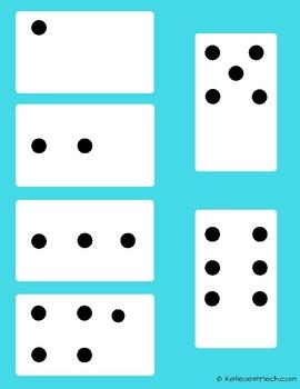 Make 10 (Math Center or File Folder Game)