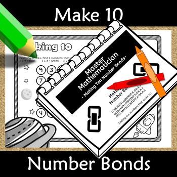 Make 10 Number Bonds