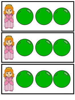 Make 10 Princess And The Pea