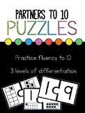 Partners to 10 Puzzles