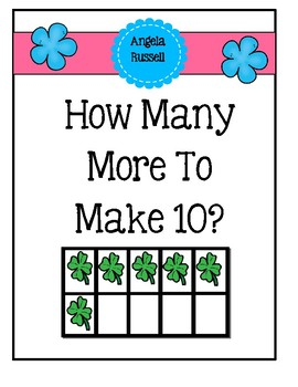 Make 10 ~ Shamrocks