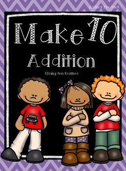 Make 10 Winter Addition