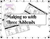 Make 10 With Three Addend
