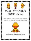 Make 10 to Add 9 BUMP! Game