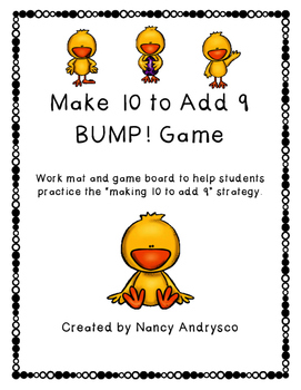 Make 10 to Add 9 BUMP! Game