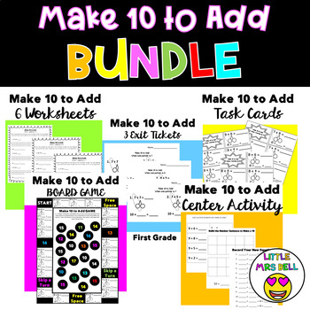 Make 10 to Add BUNDLE