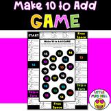 Make 10 to Add Board Game
