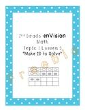 Make 10 to Solve Freebie
