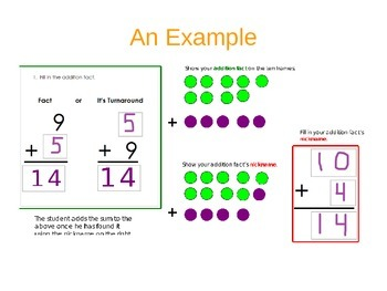 Make 10 with 8 and Make 10 with 9 Addition Fact Practice Worksheets