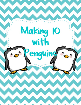 Make 10 with Penguins