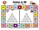 Make 100 Game (Partners to 100)