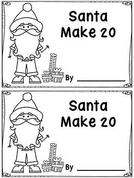 Make 20 Santa