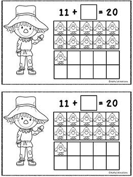 Make 20 Scarecrow