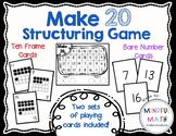 Make 20 Structuring Game