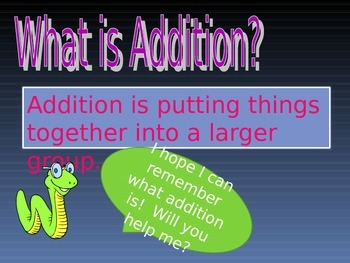 Make 5 Addition Power Point