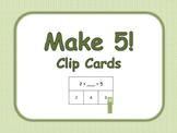 Make 5 Clip Cards