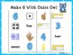 Make 8 With Ozzie Owl ( A Four In A Row Addition Game)