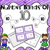 Make A 10-Number Bond Task Cards