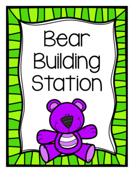 Make-A-Bear Workshop (Dramatic Play)