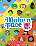 Make A Face Mega Pack