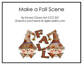 Make A Fall Scene