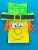 Make A Leprechaun - St patrick's Day Freebie.
