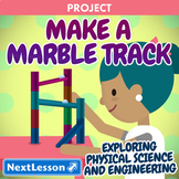 Make A Marble Track - Projects & PBL