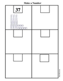 Make A Number- Place Value
