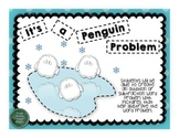 Make A Penguin Word Problem Craftivity Printable