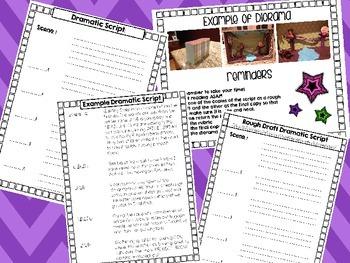 Make A Scene Book Report