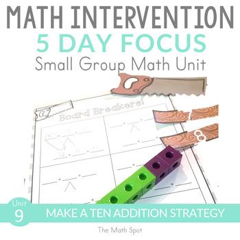 Make A Ten Addition Strategy