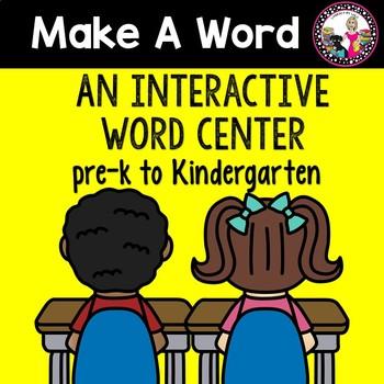 Make A Word Center
