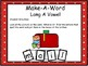 Make-A-Word Long A Vowels