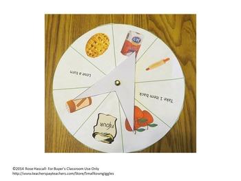 Apple Pie Board Game Preschool Kindergarten Autism Special Education Fine Motor